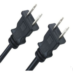 UL 2pin ac power cord