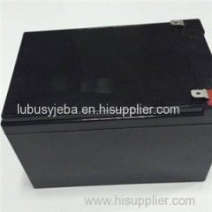 12V 12Ah LiFePO4 Battery For VRLA Replacement
