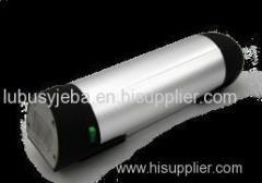 36V 10.4Ah Bottle Typer Li-ion Battery For Elelectric Bicycle