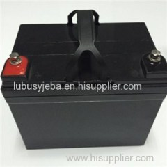 12V 32Ah LiFePO4 Battery For VRLA Replacement