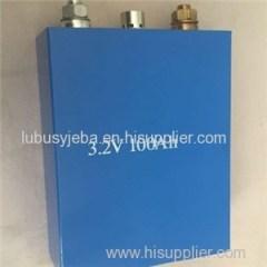3.2V 100Ah LiFePO4 Battery
