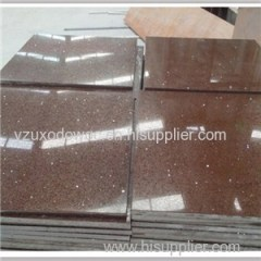 Coffee Brown Quartz Tiles