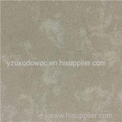 Beige Marble Quartz With White Vein