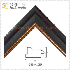 Wholesale Cheap Picture Frame Moulding Supplier Embossed Photo Molding