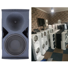 2016 best sell +dual 12 inch speaker box +DJ sound systems