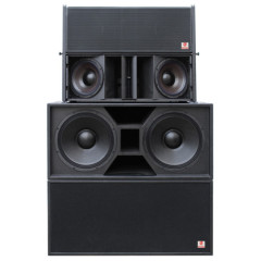 Outdoor Sound Reinforcement Sound Equipment Pro Line Array