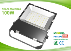 Pccooler 100w LED floodlight with Philips 3030 SMD