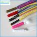 Plastic tips of strings