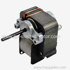Electric Single phase AC Unit Bearing Shaded Pole Motor For Refrigerator Oven Range Hood Nebulizer Pump Cross Flow Fan