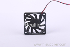 12v dc cooler 60mmx60mmx10mm 6010 mini brushless axial ventilation cooling blower 60mm fan