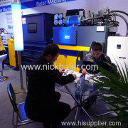 sales show display with Mexico Customer in shanghai