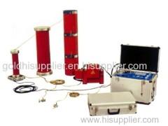 Frequency Adjustable Resonance High Voltage Tester