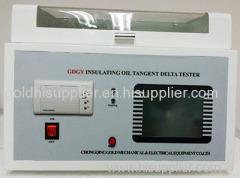 Insulating Oil Tangent Delta Tester