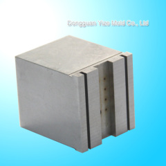Plastic mould part manufacturer with Hardness 58-60 HRC JAE mold spare parts