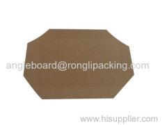 Satisfactory resistance to pressure cardboard slip sheets