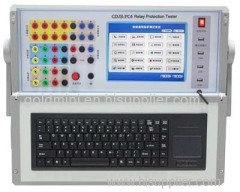 Computer Control 6-Phase Relay Protection Tester