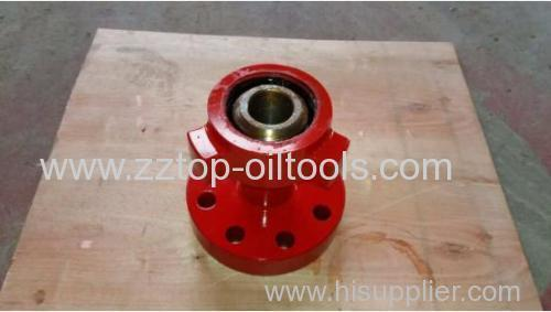 WECO Flange 2-9/16  10M FE x 2  1502 Wing Half for Oilfield Wellhead