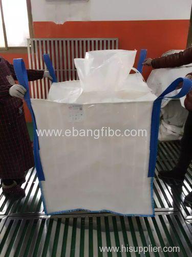 Filling Spout Top spout Bulk Bag for Ulexite