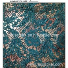 African Guipure Embroidery Lace Fabric (S8088)