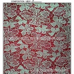 130cm African Water Soluble Lace Fabric (S8082)