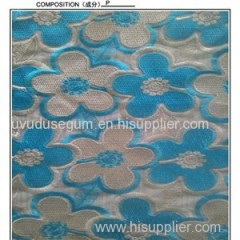 African Dress Styles Chemical Lace Fabric (S8079)