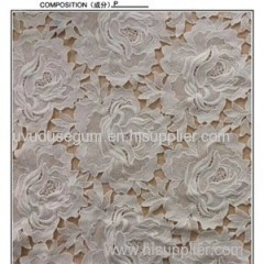 S8026 Water Dissolving Lace Fabric (S8026)