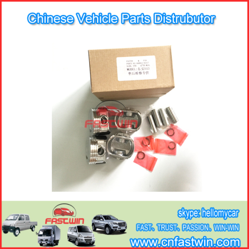 PISTON SETS FOR HAFEI JUNYI CAR
