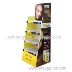 2016 High Quality Hot Sale Promotional Cardboard Product Display Stands