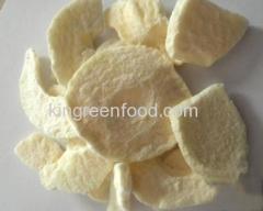gevriesdroogd appelschijfjes