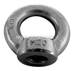 ELEC GALV Eye Nut DIN582 C15