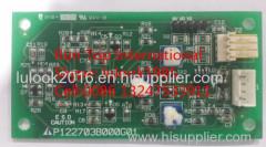 Mitsubishi elevator parts PCB P122703B000G01