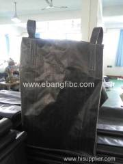 cross corner big bags for packing carbon black