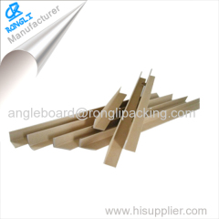 Gold supplier Paper Angle Board Square Frame Packed for Transportation