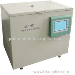 Petroleum Products Automatic Multifunctional Degassing Oscillation Tester