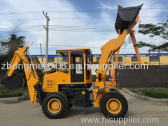 Z25-20 tunnel dedicated backhoe loader/basement dedicated backhoe loader