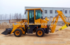 WZ25-16 Hydraulic Backhoe Loaders