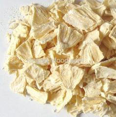 лиофилизированные кусочки ананаса