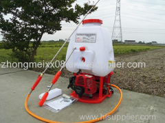Hot selling 2 stroke Knapsack Power Sprayer ZM-808