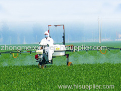 3WX-280G Self-propelled High-crop Boom Sprayer
