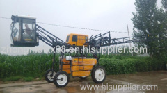 3WX-1200G Self-propelled High-crop Boom Sprayer