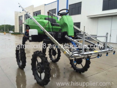 3WP series self-propelled boom sprayer manufacturer