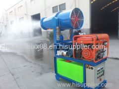 Vehicular type sprayer for road dust control / Air blast sprayer / Air blast orchard sprayer