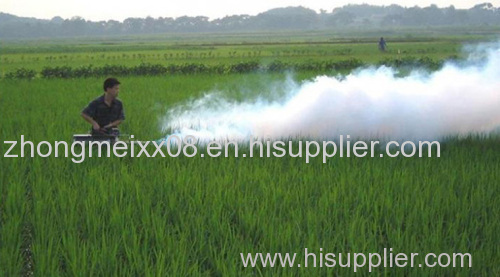 Stainless steel manual type battery mist sprayer for farm