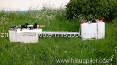 manual type battery mist sprayer for farm