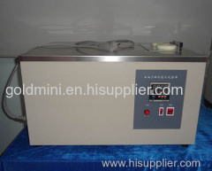 Petroleum Products Solidifying Point Tester