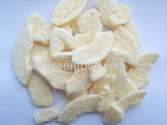 freeze dried pear slices