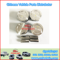 CHINA HAFEI LUZUN CAR PISTION SETS
