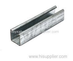 Plain Support Channel 41x41