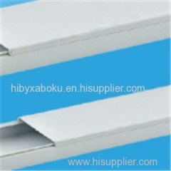 Wiring Duct Solid Type