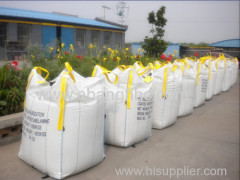 PP Material Bulk Bag for Packing Fine Silica Flour